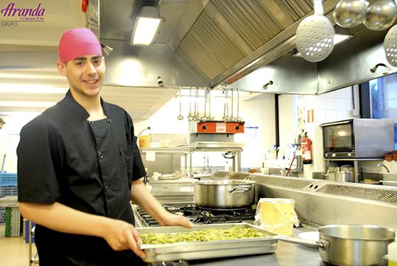 Lo mejor son las pr cticas y los profesores aranda - Los mejores cursos de cocina en madrid ...