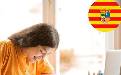 Acceso a <b>Grado Superior en Aragón Aula Virtual</b>