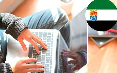 Acceso a <b>Grado Superior en Extremadura Aula Virtual</b>