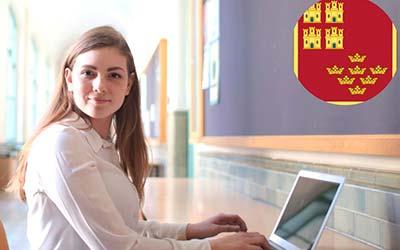 Acceso a <b>Grado Superior en Murcia Aula Virtual</b>