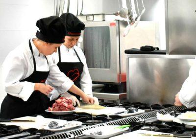 Certificado de <b>Profesionalidad en Cocina</b> (HOTR0408)