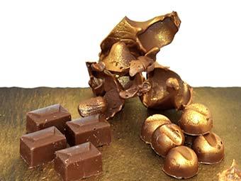 Elaboraciones de nuestros alumnos. Curso de Chocolates, Caramelos y Decoración de Postres