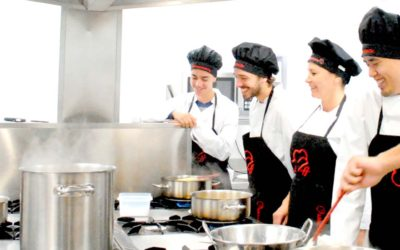 Escuela de hosteler a escuela de hosteler a for Cursos de ayudante de cocina