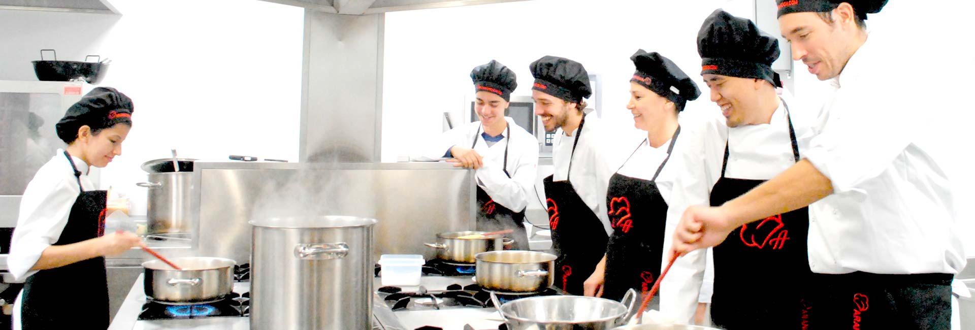 Curso ayudante de cocina - Ayudante de cocina madrid ...
