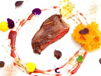 Elaboraciones de nuestros alumnos. Curso de cocinero profesional
