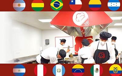 Diplomatura en <b>Gastronomía y Cocina</b>