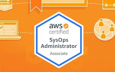 Curso de <b>Amazon Web Service Certified Sysops Administrator (SOA-C01) </b>