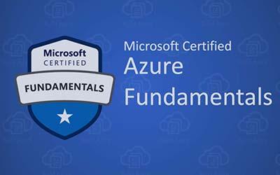 Curso de <b>Certificación Microsoft Azure Fundamentals (AZ- 900)</b>