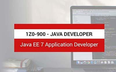 Curso de <b>Java EE 7 Application Developer (1Z0- 900)</b>