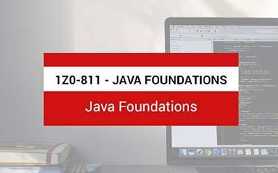 Curso de <b>Java Foundations (1Z0-811)</b>