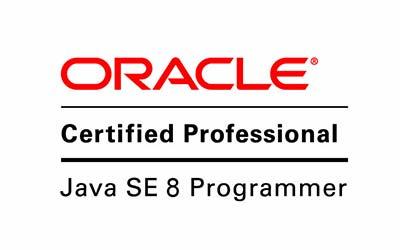 Curso de <b>Java SE 8 Programmer I y II (1Z0-808 Y 1Z0-809)</b>