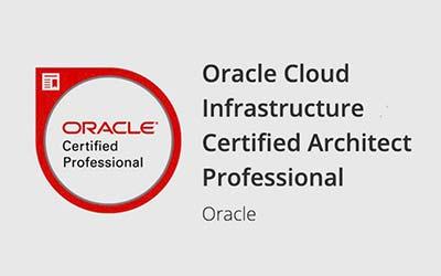 Curso de <b>Oracle Cloud Infrastructure Architect (1Z0-997-20)</b>