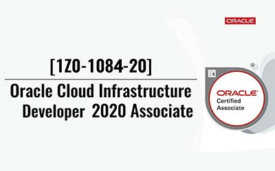 Curso de <b>Oracle Cloud Infraestructure Developer (1Z0-1084-20)</b>
