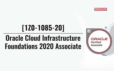 Curso de <b>Oracle Cloud Infrastructure Foundations (1Z0-1085-20)</b>