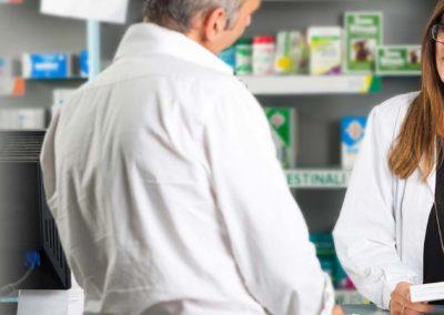 Curso de <b>Auxiliar de Farmacia</b>