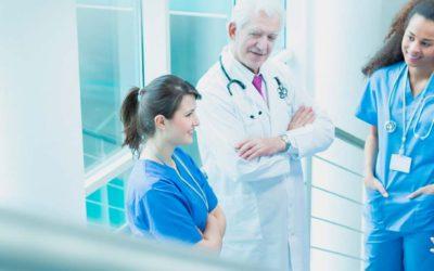 Ciclo Grado Medio en Cuidados Auxiliares de Enfermería