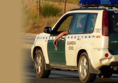 Oposiciones de <b>Guardia Civil</b>
