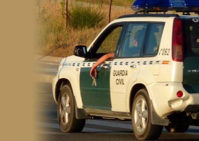 Oposiciones de <b>Guardia Civil</b>