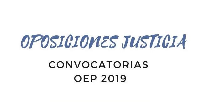 Oposiciones Justicia: Nuevas plazas de Oferta de Empleo Público