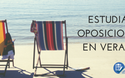 Cómo estudiar una Oposición en Verano