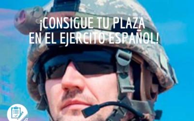 Cómo obtener un puesto en el Ejercito Español