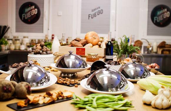 El programa gastronómico Abran Fuego calienta fogones