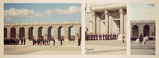 Excursion para ver el Relevo Solemne de la Guardia Real-02