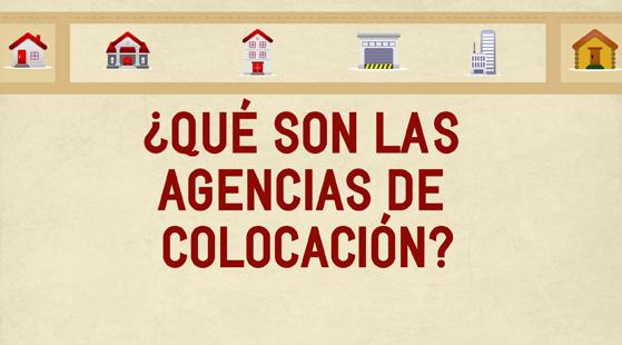 ¿Qué son las Agencias de Colocación?