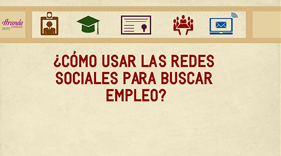 ¿Cómo usar redes sociales para buscar empleo?