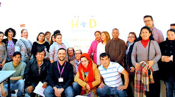 Orientación Laboral en la Fundación H+D
