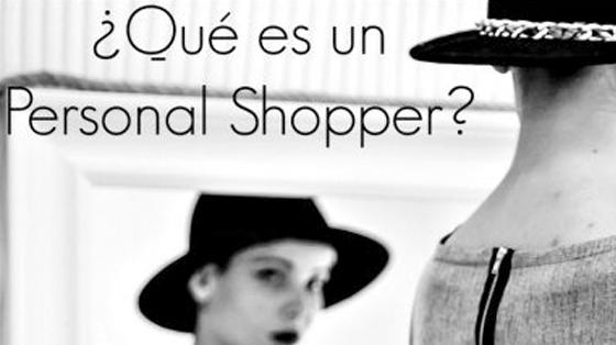 ¿Qué es un Personal Shopper?