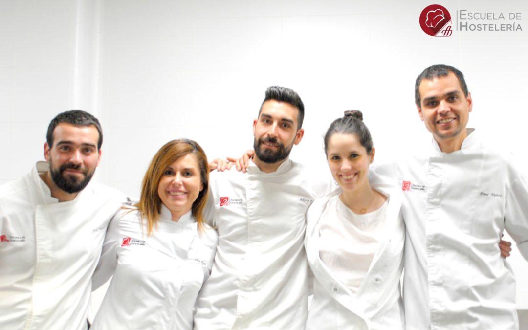 Masterclass de Clara P. Villalón asesora gastronómica y ex concursante de Masterchef
