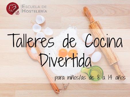 Talleres de Cocina Divertida
