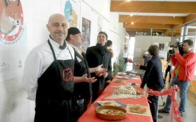 La Escuela de Hostelería Aranda Formación participa en CulinArt Sierra 2017