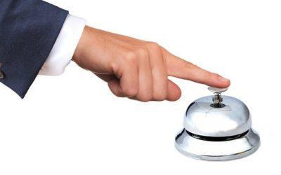 Recepcionista de Hotel, una profesión en pleno auge