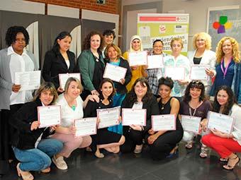 Los docentes de la Escuela de Hostelería Aranda Formación participan como jurado en el casting de Masterchef 6Cruz Roja Comunidad de Madrid finaliza el proyecto de formación y empleo dirigido a mujeres en dificultad social apoyado por Bankia y Grupo Aranda Formación
