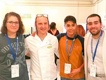 La Escuela de Hostelería Aranda Formación participa en II Edición de MasterTuna en el Congreso Nacional del Atún 2016