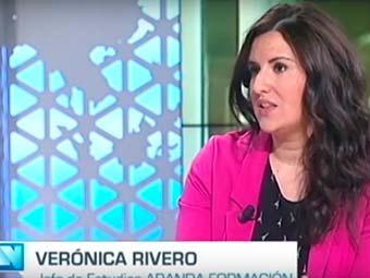 Entrevista realizada a Verónica Rivero, Responsable de la Escuela de Oposiciones Aranda Formación por Canal Castilla la Mancha hablando sobre la Oferta de Empleo Público 2018