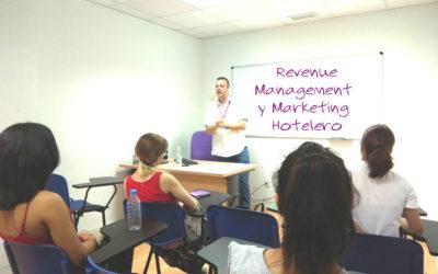 Sesión Informativa del Curso de Revenue Management y Marketing Hotelero