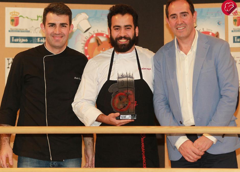 ¿Quién ganó el Premio a la categoría Plato Regio en Culinart 2018?