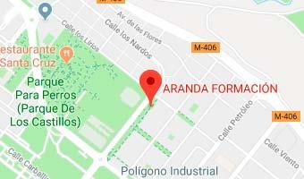 Aranda Formación Alcorcón