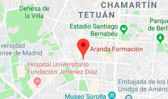 Aranda Formación Madrid