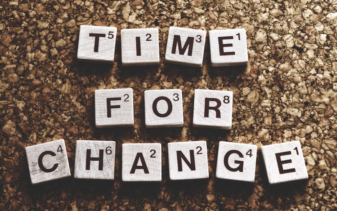 5 Consejos para aceptar los cambios