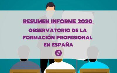 Observatorio de la Formación Profesional en España